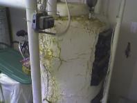 Denver Colorado asbestos boiler pipe insulation removal